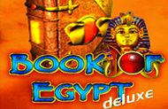 Book of Egypt Deluxe через Вулкан Vegas